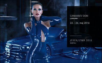 Mercedes-Benz Fashion Week Ljubljana