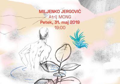 Otvoritev festivala Mesto knjige: Miljenko Jergović
